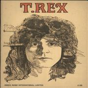Click here for more info about 'T-Rex / Tyrannosaurus Rex - T. Rex'