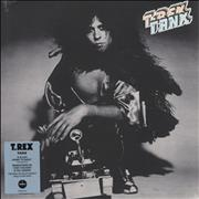 Click here for more info about 'T-Rex / Tyrannosaurus Rex - Tanx - 180gm Clear Vinyl - Sealed'