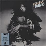 Click here for more info about 'T-Rex / Tyrannosaurus Rex - Tanx - 180gm Clear Vinyl'