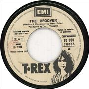 Click here for more info about 'T-Rex / Tyrannosaurus Rex - The Groover / Can The Can - Jukebox'