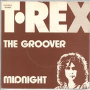 Click here for more info about 'T-Rex / Tyrannosaurus Rex - The Groover'