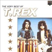 Click here for more info about 'T-Rex / Tyrannosaurus Rex - The Very Best Of Marc Bolan And T-Rex'