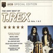 Click here for more info about 'T-Rex / Tyrannosaurus Rex - The Very Best Of T-Rex Vols 1 & 2'