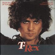Click here for more info about 'T-Rex / Tyrannosaurus Rex - Truck On EP - Solid'
