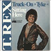 Click here for more info about 'T-Rex / Tyrannosaurus Rex - Truck On (Tyke)'