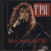 Click here for more info about 'This Is... Nothin' But T'pau'