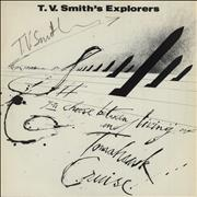 Click here for more info about 'TV Smith - Tomahawk Cruise - Autographed'