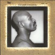 Click here for more info about 'Taj Mahal - Everybody Is Somebody'