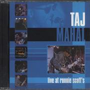 Click here for more info about 'Taj Mahal - Live At Ronnie Scott's'