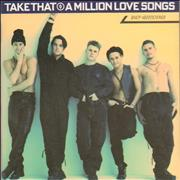 Take That A Million Love Songs Japan CD single