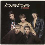 Click here for more info about 'Take That - Babe'