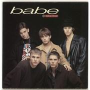 """Take That Babe UK 7"""" vinyl"""
