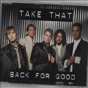 Click here for more info about 'Take That - Back For Good'