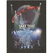Take That Beautiful World Live Germany DVD
