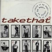 "Take That Could It Be Magic UK 7"" vinyl"