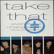 Click here for more info about 'Take That - Everything Changes'