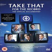 Click here for more info about 'Take That - For The Record'