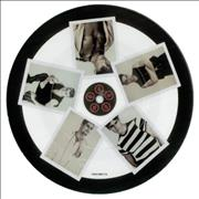 """Take That I Found Heaven UK 7"""" picture disc"""