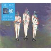 Take That III - 2015 Version - Sealed UK 2-disc CD/DVD set