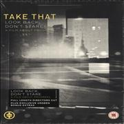 Take That Look Back, Don't Stare: A Film About Progress UK DVD