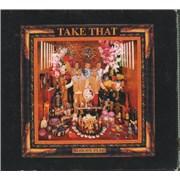 Take That Nobody Else + Slip Case Japan CD album Promo