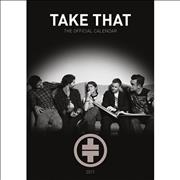 Click here for more info about 'Take That - Official Calendar 2011'