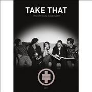Click here for more info about 'Take That - Official Calendars 2011'