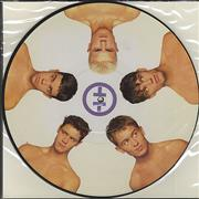 """Take That Once You've Tasted Love UK 12"""" picture disc"""