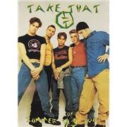 Take That Summer Of '93 Tour UK tour programme