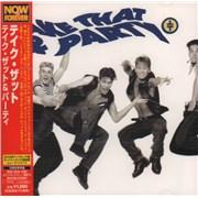 Take That Take That & Party + Obi Japan CD album