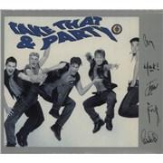 Take That Take That & Party Taiwan CD album
