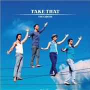 Take That The Circus UK CD album