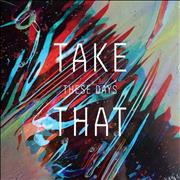 Take That These Days - Sealed UK CD single