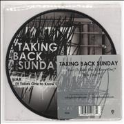 Click here for more info about 'Taking Back Sunday - Liar (It Takes One To Know One)'