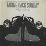 Click here for more info about 'Taking Back Sunday - New Again'
