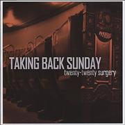 Click here for more info about 'Taking Back Sunday - Twenty-Twenty Surgery'
