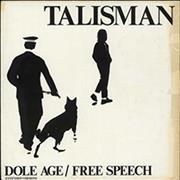 Click here for more info about 'Talisman (Reggae) - Dole Age / Free Speech'
