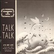 Click here for more info about 'Talk Talk - Es Mi Vida'