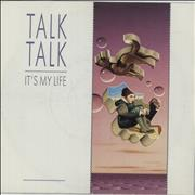 Click here for more info about 'Talk Talk - It's My Life + p/s'