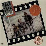 Click here for more info about 'Talk Talk Mini LP'