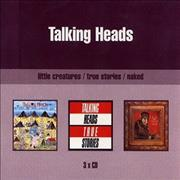 Click here for more info about 'Talking Heads - 3 x CD'