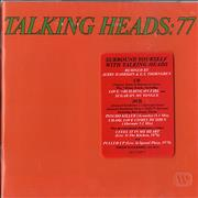 Click here for more info about 'Talking Heads - 77'