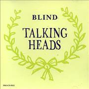 Click here for more info about 'Talking Heads - Blind'