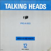 Click here for more info about 'Talking Heads - Crosseyed & Painless'