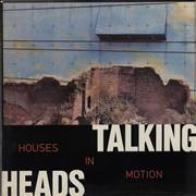 Click here for more info about 'Talking Heads - Houses In Motion - EX'
