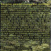 Click here for more info about 'Talking Heads - (Nothing But) Flowers'