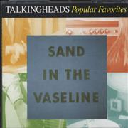 Click here for more info about 'Talking Heads - Popular Favorites 1976-1992 / Sand In The Vaseline'