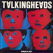 Click here for more info about 'Talking Heads - Remain In Light - 1st - EX'