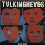 Click here for more info about 'Talking Heads - Remain In Light - 1st'