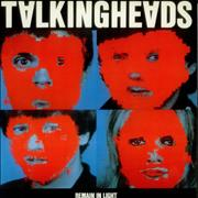 Click here for more info about 'Talking Heads - Remain In Light'